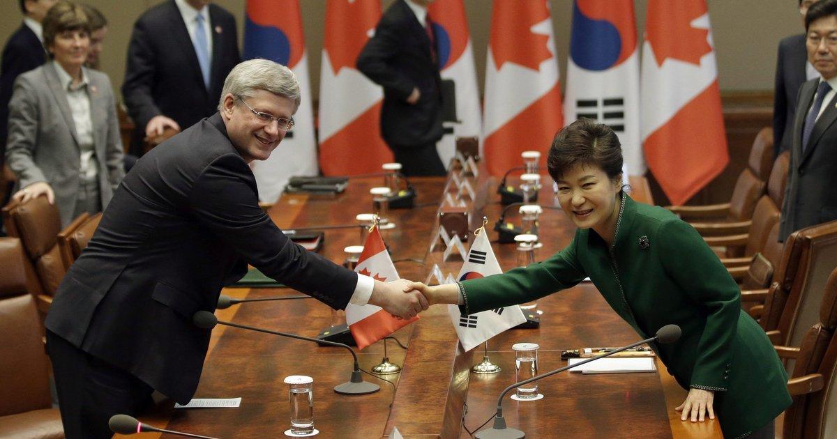 Making FTAs work: The Canada-Korea example