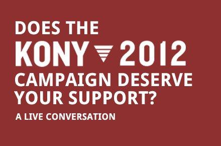Debating Kony 2012