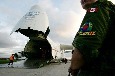 A More Humanitarian Military