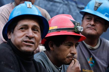 Do Mining Companies Help Development?
