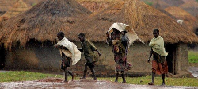 Rebuilding Lives in Uganda
