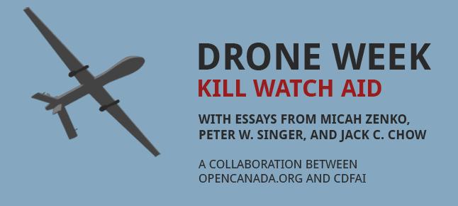 Drone Week: Kill Watch Aid