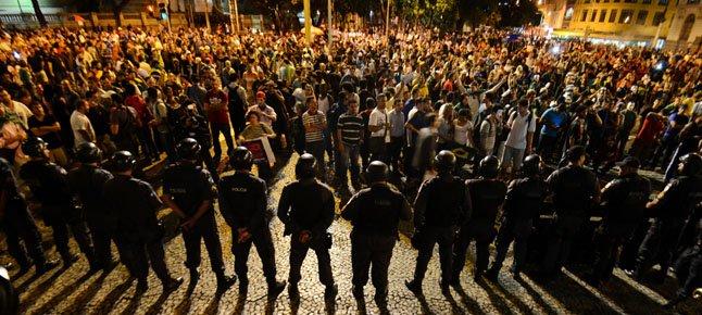 Brazil's Season of Discontent