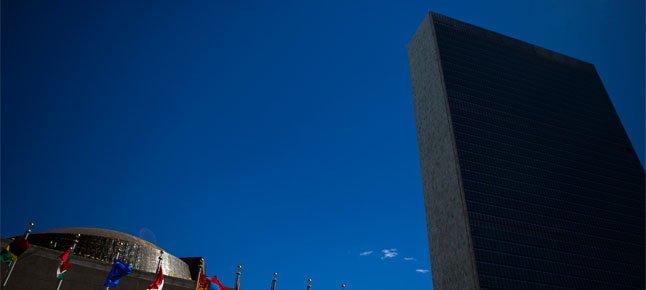 Home Field Advantage at the UN