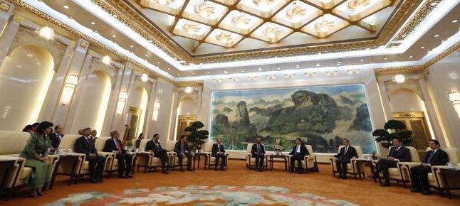 Building modern-day Silk Roads