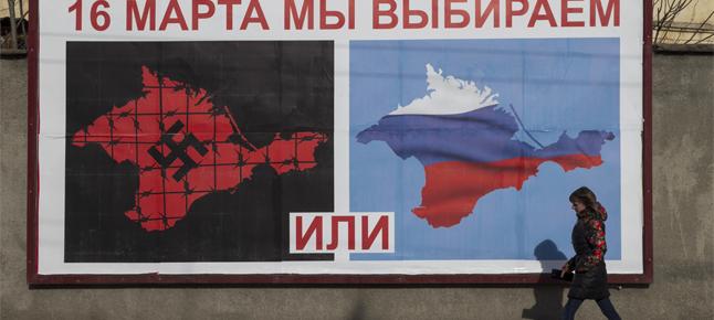 Crimea's Sham Referendum