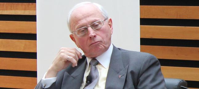 John Adams on Snowden, CSEC, and Civilian Review