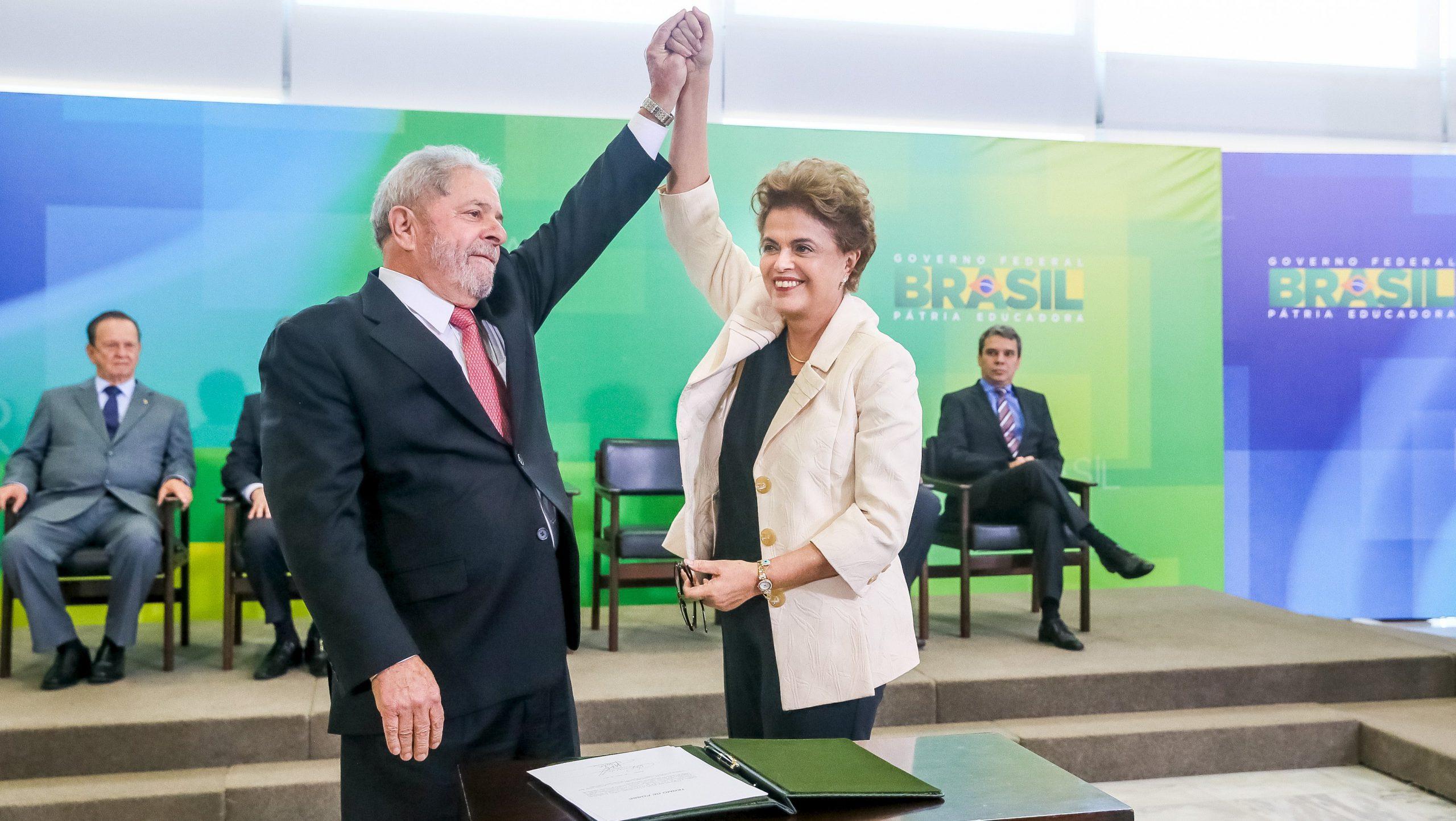 Dilma's soft auto-coup