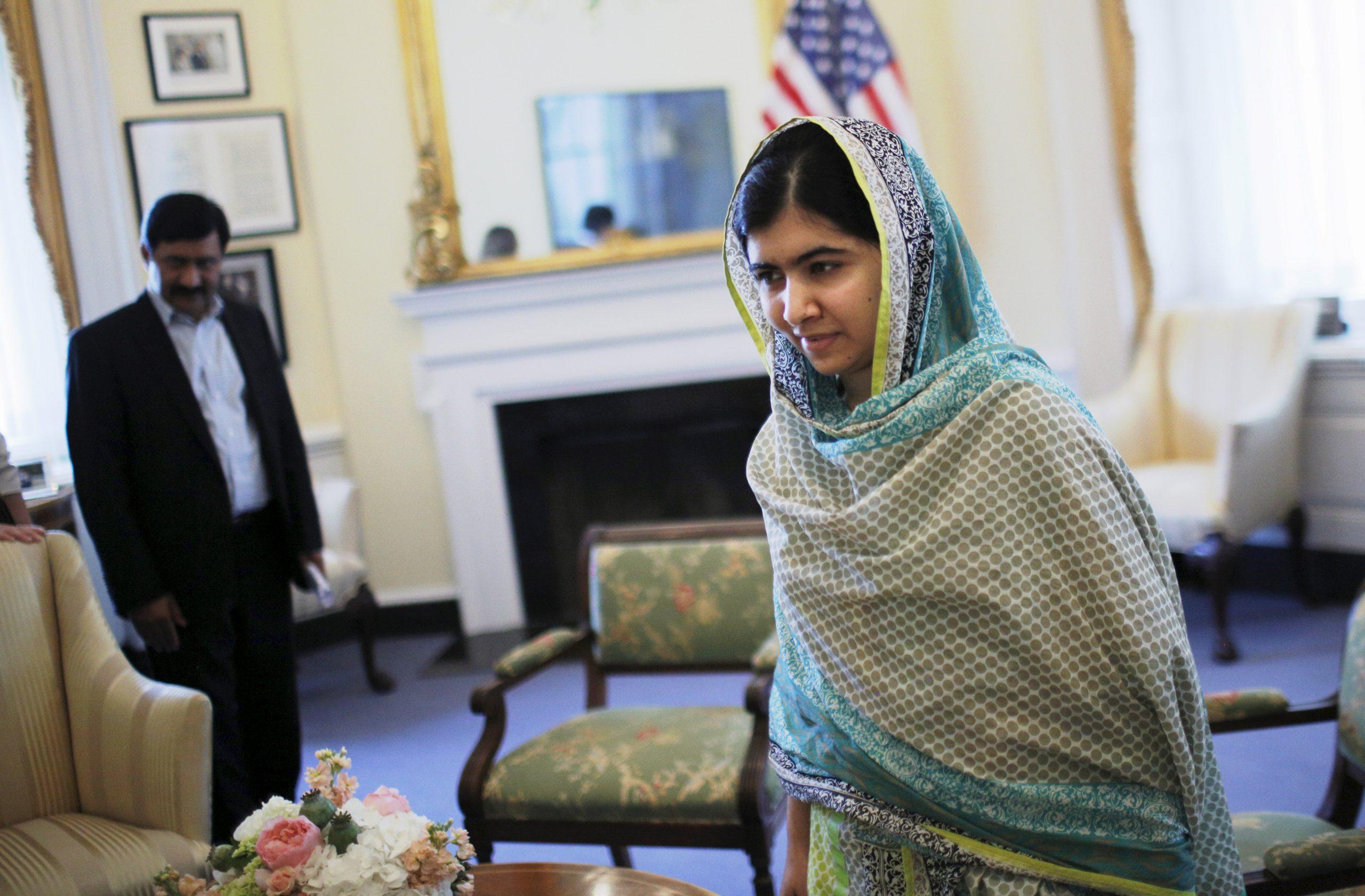 Q&A: An extraordinary Malala