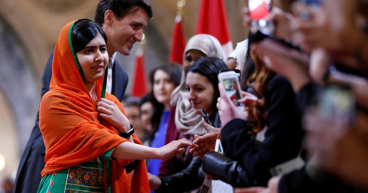 Watch: Malala Yousafzai addresses Canadian Parliament