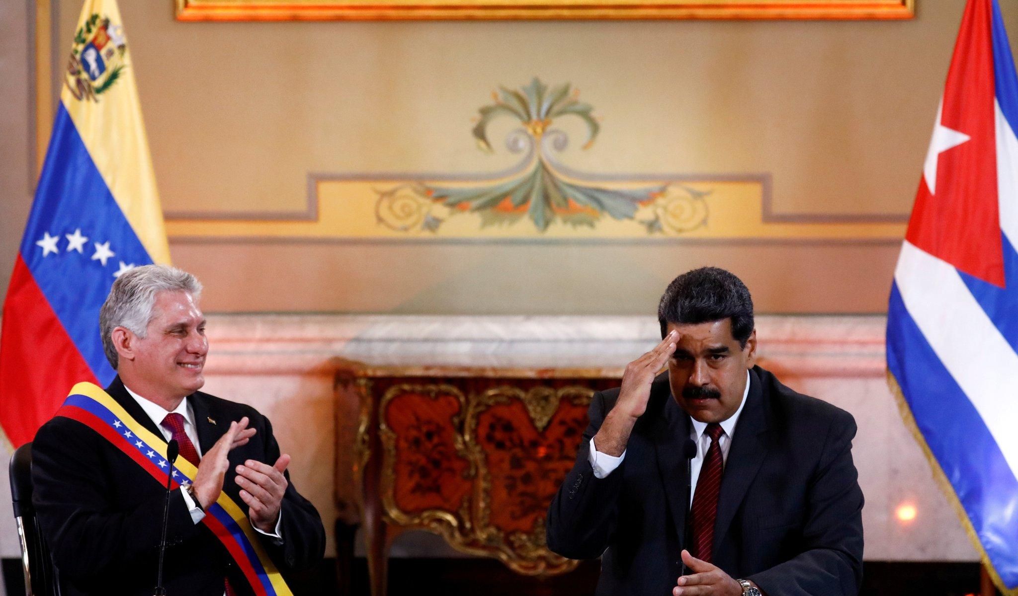 Cuba, sí, Venezuela, no? A double standard in foreign policy