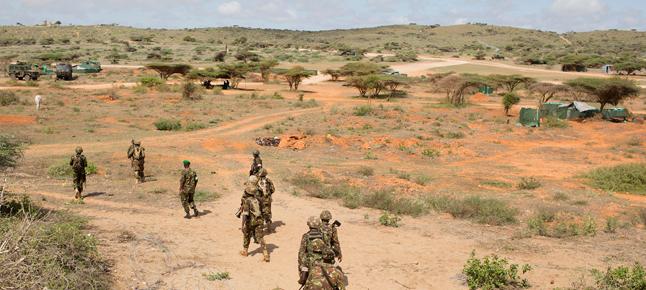 Kenya's Security Dilemma in Somalia