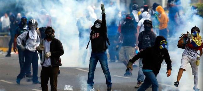 Venezuela: Dark Present, Darker Future