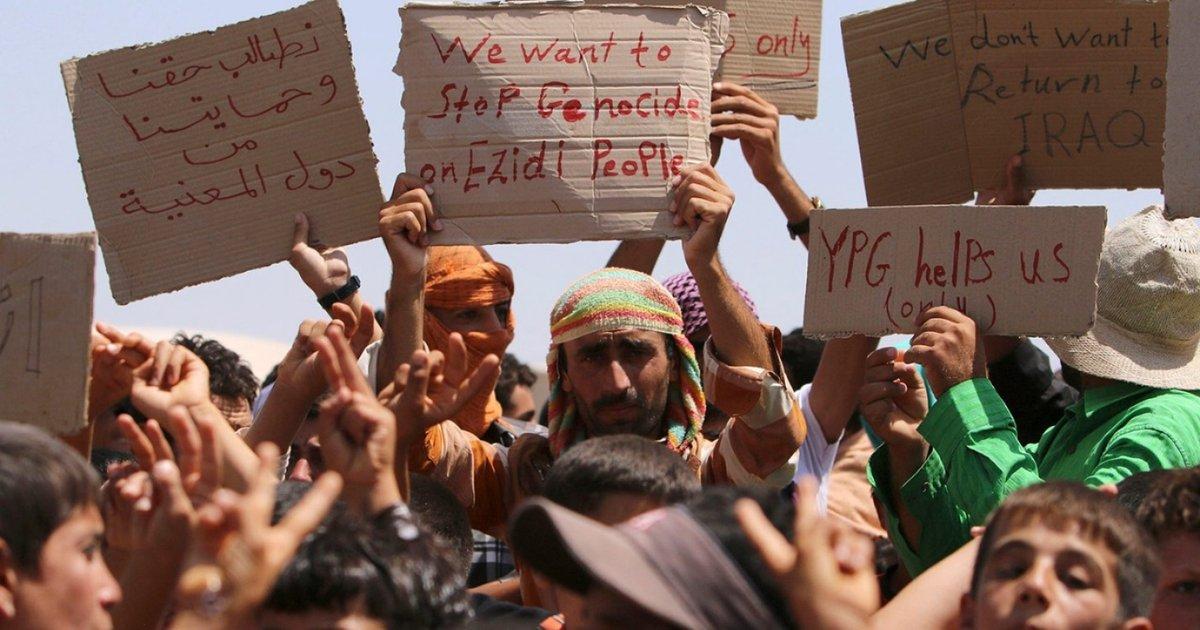 On Intervention: Iraq, not Syria?