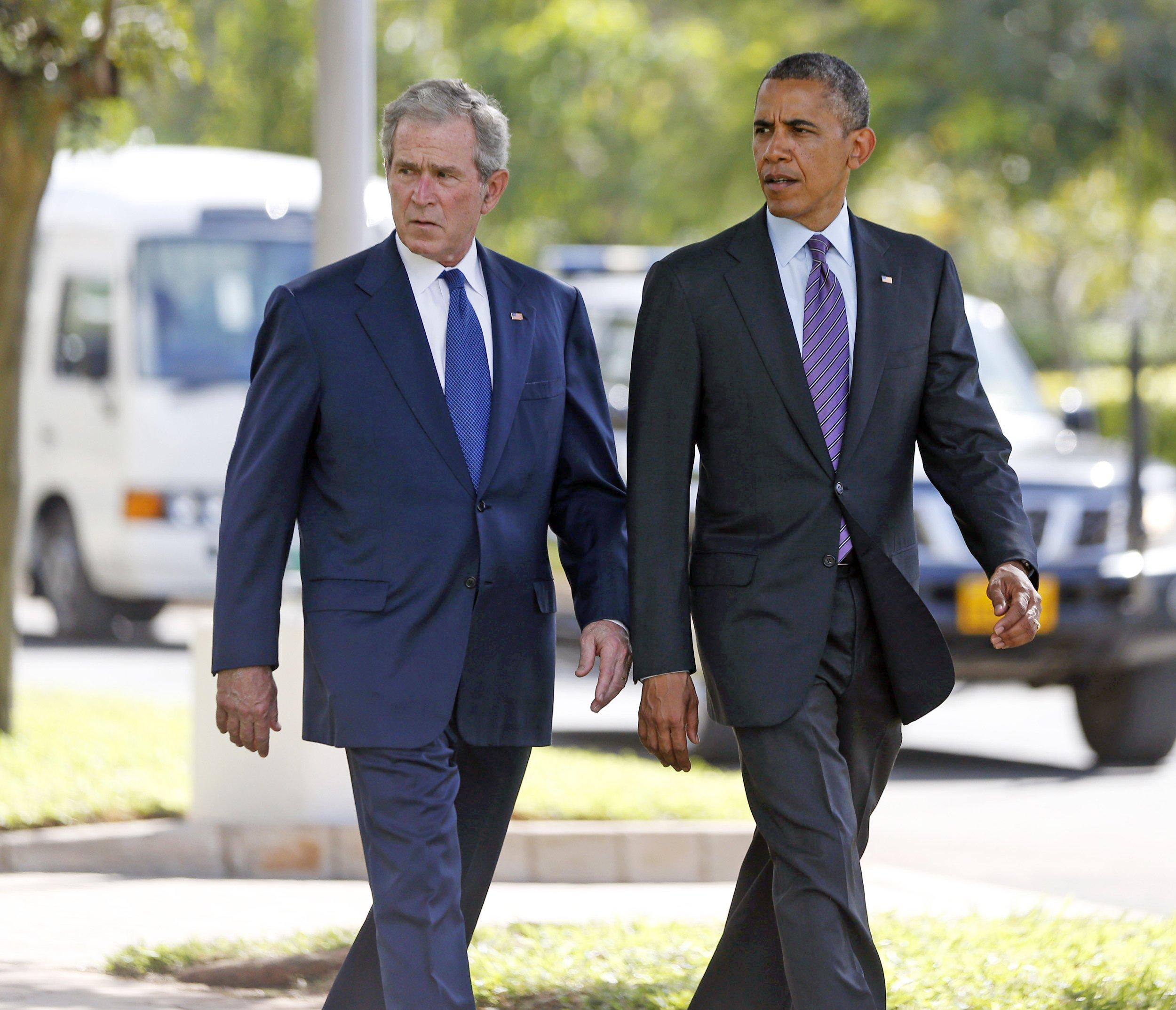 Obama Mid East strategy: a nod to Bush era, or new shift?