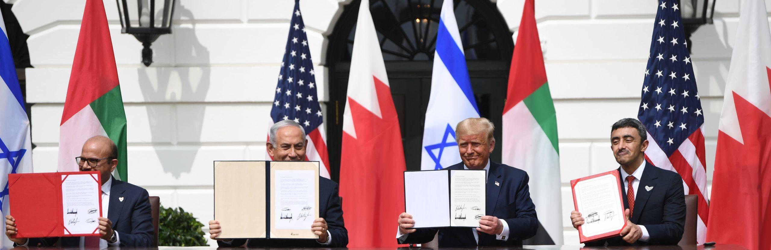 Après Trump, quel avenir pour les accords de « paix » au Moyen-Orient?
