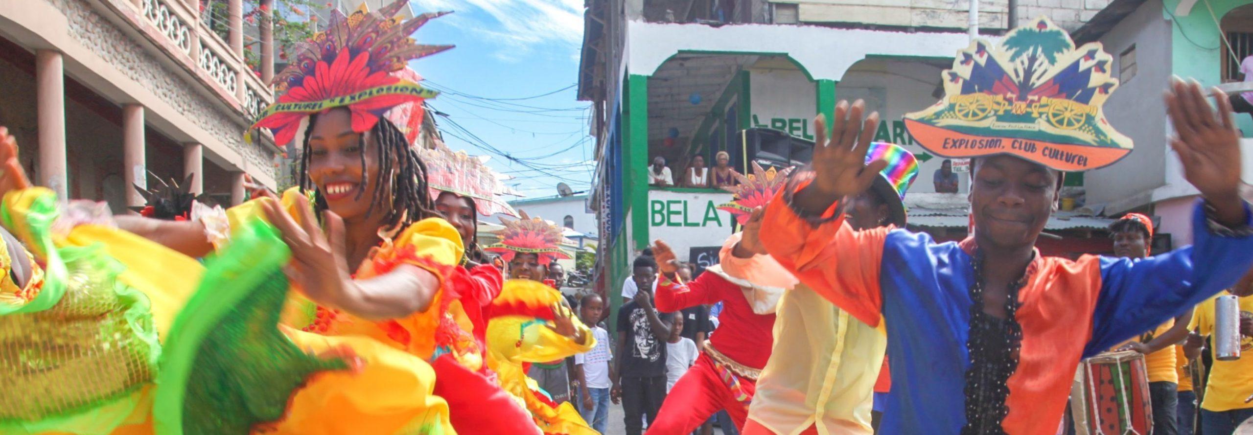 Haïti : Un carnaval sur fond de crise