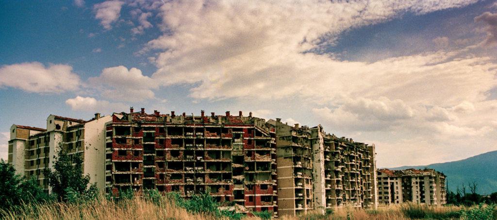 Lesslie frontline apartments