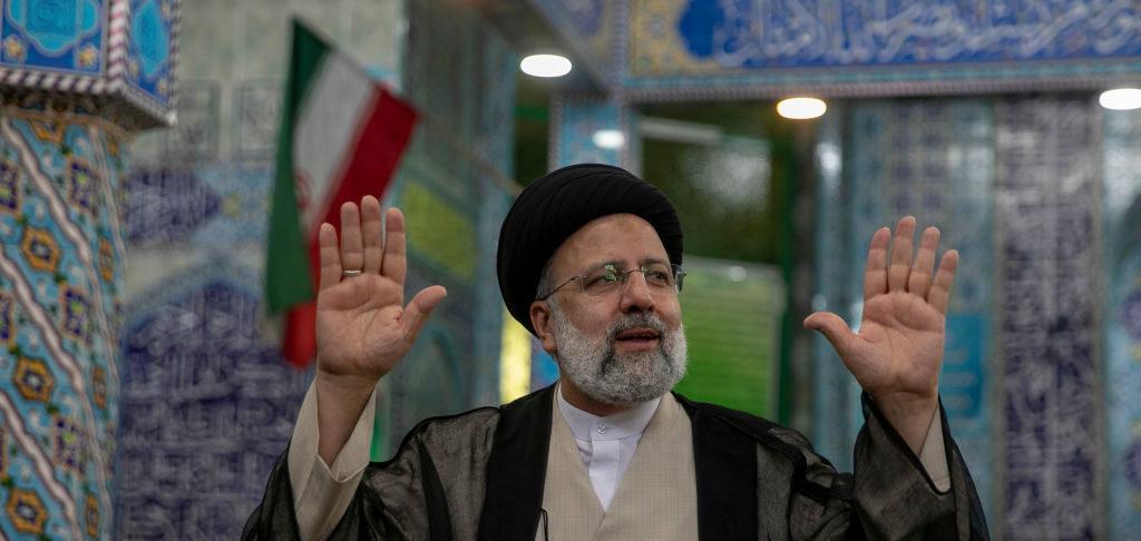 Ayatollah Massacre at the helm