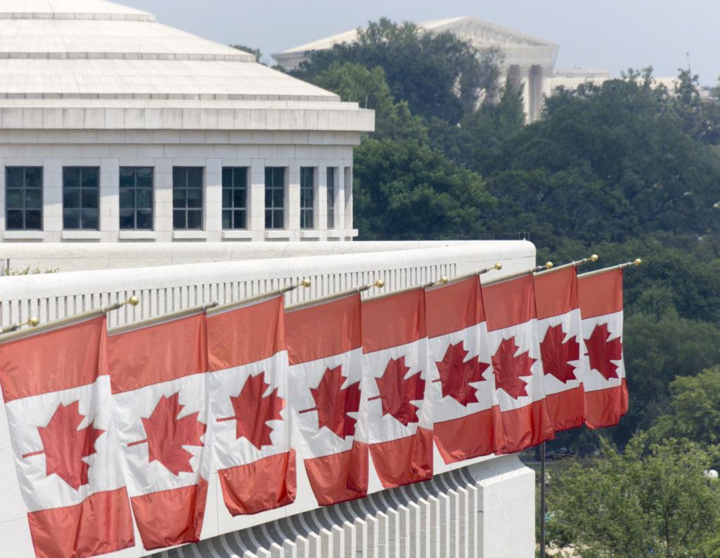 Canadian Embassy In Washington DC