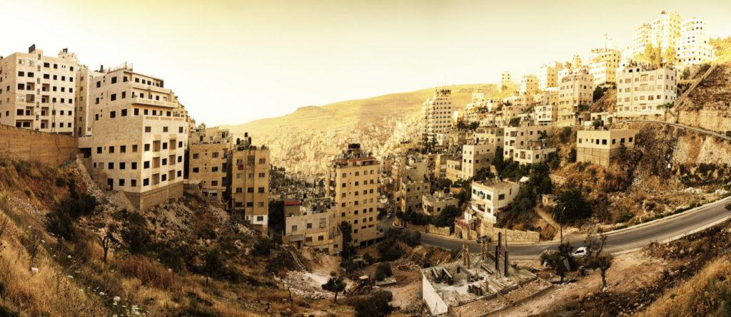City of Nablus, Palestine