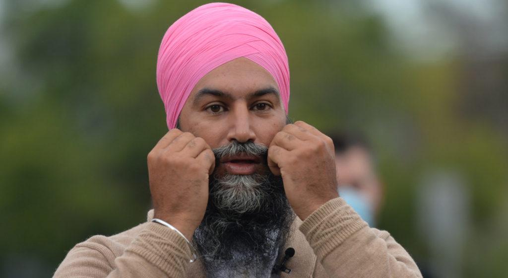 NDP Leader Jagmeet Singh Makes Healthcare Announcement